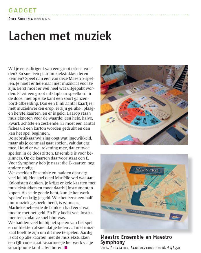 bespreking_maestro_spel_nederlands_dagblad_28-december-2016