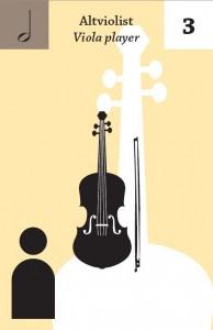 solistenkaart maestro spel gereed